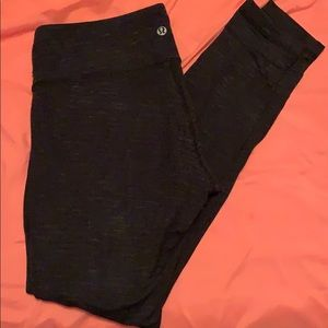 wunder under grey lululemon fully length pants